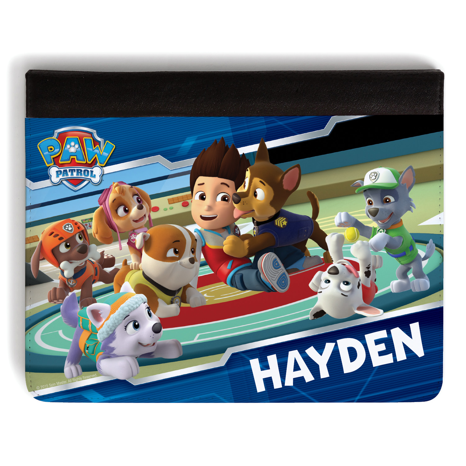 Paw Patrol Kids Toy Organizer Bin Children S Storage Box: Paw Patrol All Paws On Deck IPad Case